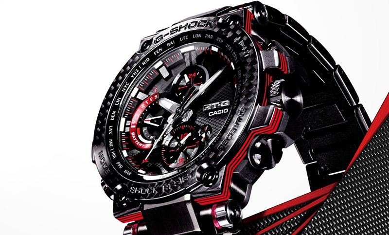 G-SHOCK MT-G CASIO