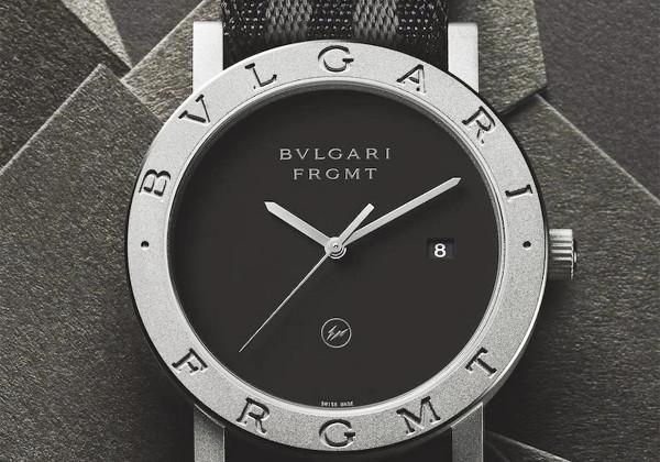 ブルガリ フラグメント コラボ 限定モデル