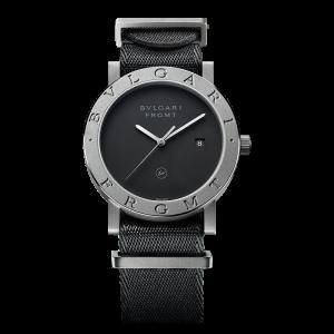 ブルガリ フラグメント 限定 腕時計