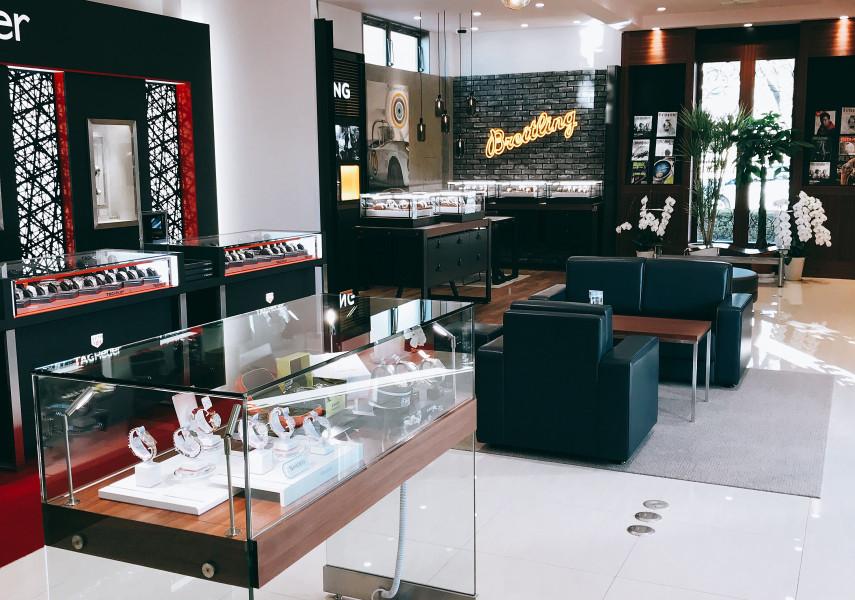 小林時計店 大分店