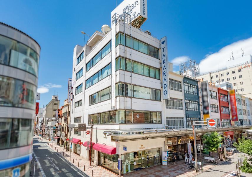 タカラ堂静岡本店